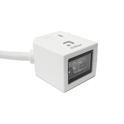 diBar cubeQR 超小型固定式エリアイメージャ