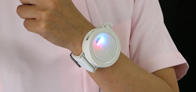 diBar Watch腕時計型バーコードリーダ