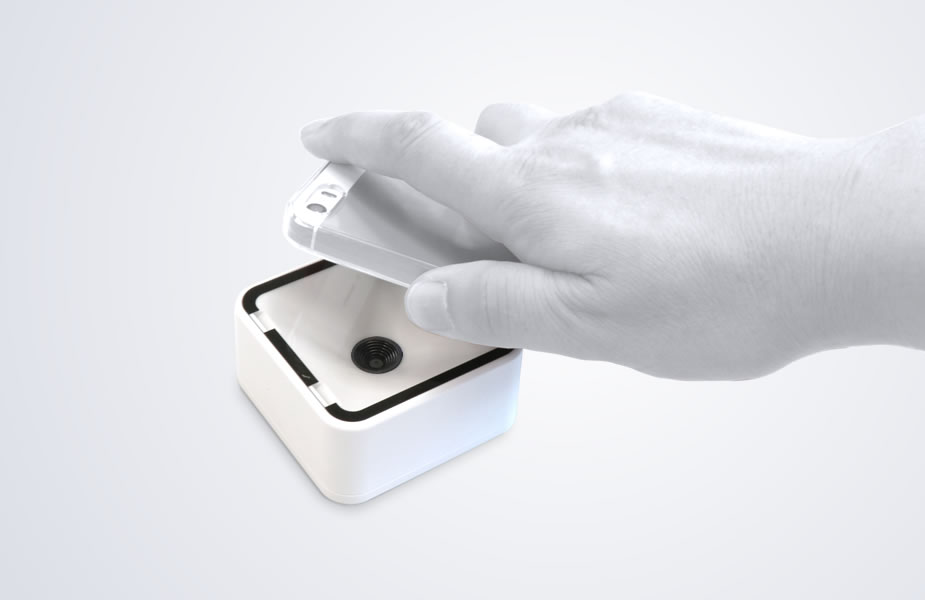 diBar eTicket 液晶画面・二次元コード対応 コンパクトeチケットリーダ