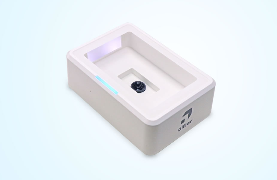 diBar eTicket 液晶画面・二次元コード対応 eチケットリーダ