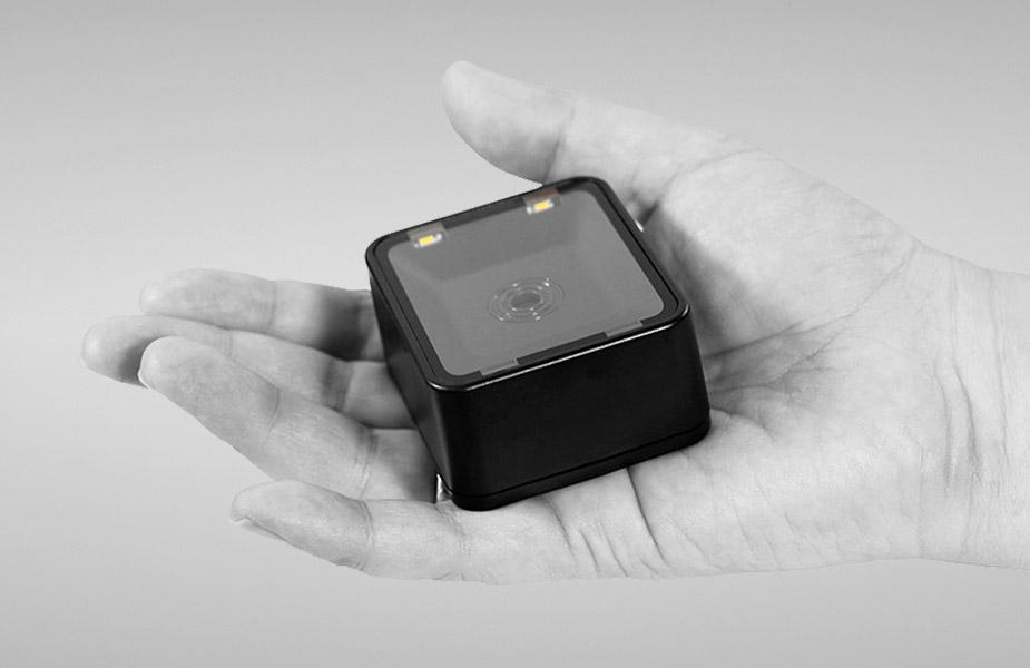 diBar eTicket Cute 液晶画面・二次元コード対応 コンパクトeチケットリーダ